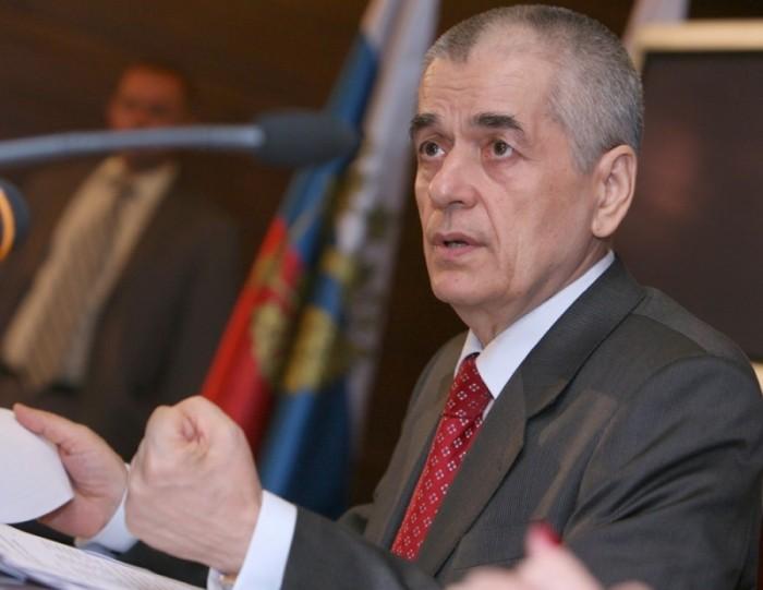 Onișcenko amenință: Rusia ar putea impune azi un nou embargo asupra vinurilor moldovenești