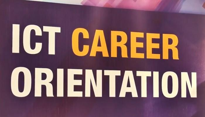 """Cum s-a desfășurat cea de-a șaptea ediție a """"ICT Career Orientation"""" dedicată studenților din domeniul IT (video)"""