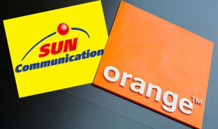 Orange ar putea prelua controlul asupra Sun Communications. Consiliul Concurenței va analiza legalitatea operațiunii