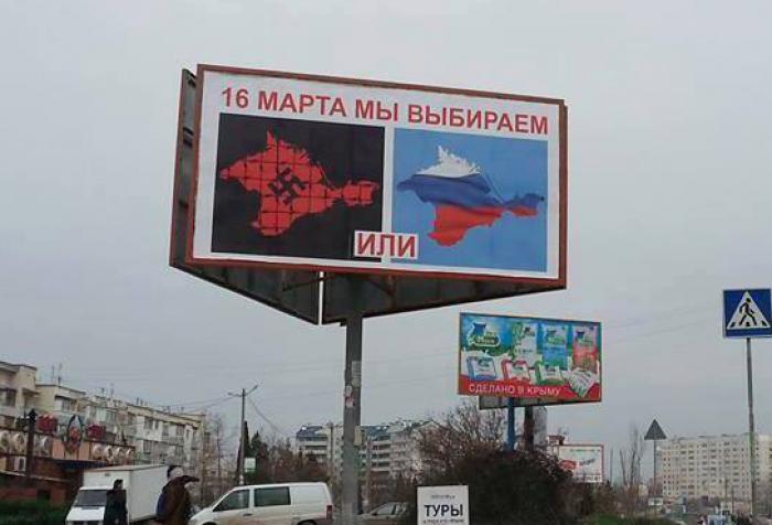 Panou în Crimeea: Ucraina fascistă sau Ucraina rusească?