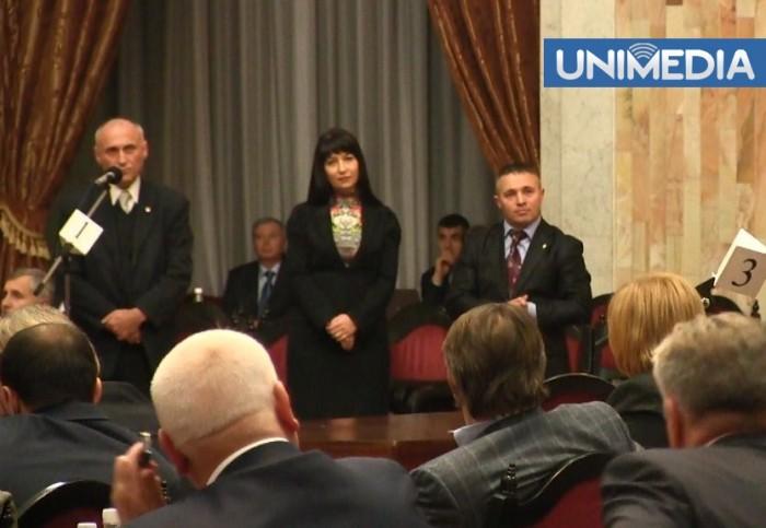 (video) Parlamentul a numit trei membri în CSM: Cârnaț, Cojocaru și Avornic