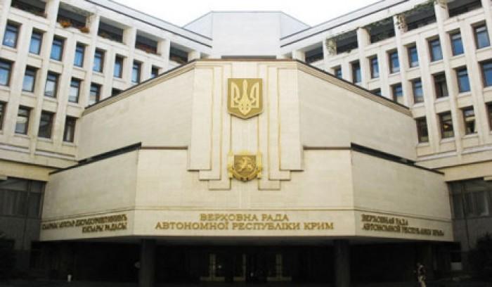 Parlamentul Crimeii a adoptat o Declarație de Independență