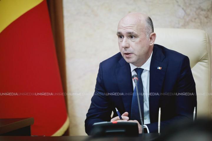 """Pavel Filip, despre dosarul din Moscova pe numele lui Vlad Plahotniuc: """"Acuzațiile se intensifică de fiecare dată când Moldova ia o poziție de demnitate"""""""