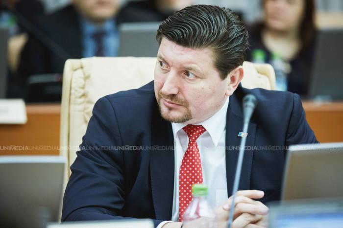 Pavel Filip a cerut președintelui țării să-l demită pe ministrul Eduard Grama