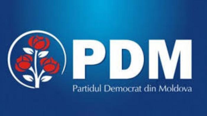 PDM, despre reacția Maiei Sandu: Transmite un mesaj agresiv electoratului PDM și îl bulversează