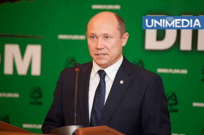 Poziția PLDM rămâne neschimbată: Filat nu-și va prezenta demisia