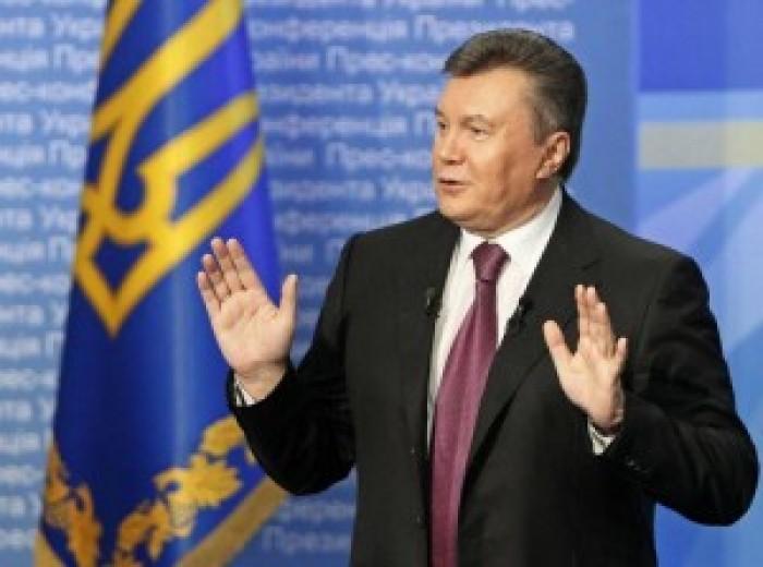 Presa: Imagini cu fuga lui Ianukovici de la reședință. S-ar fi întâlnit cu Timoşenko la Harkov