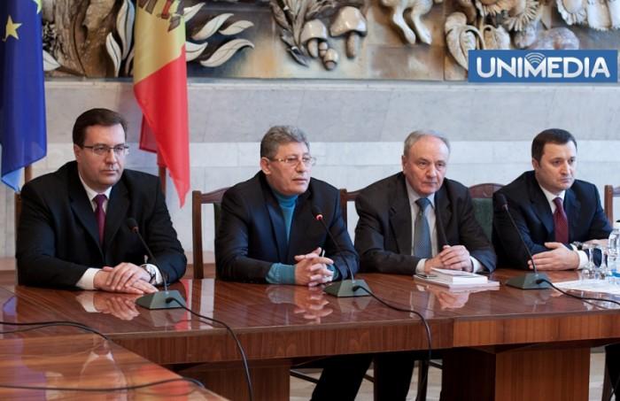 (video) Primele consultări între PLDM, PD, PL și președintele țării