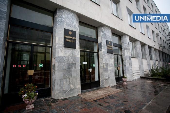 Procuratura: Dodon a fost audiat la solicitarea avocaților lui Amerberg și Grigorciuc