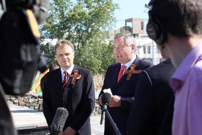 Răspunsul Tiraspolului: Transnistria și Rusia semnează un acord și șapte memorandumuri