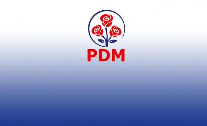 Reacția PDM privind rezultatele Referendumului: Un semnal că populismul nu prinde la cetăţenii capitalei