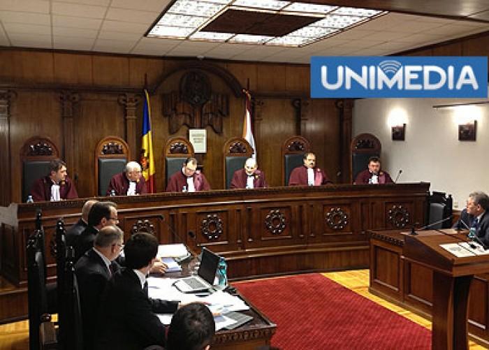 Reprezentantul Președinției a solicitat recuzarea lui Victor Popa