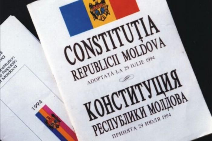 Republica Moldova ar putea avea o nouă Constituție până în 2014