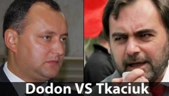 """Țăranu: Rivalitatea dintre Dodon şi Tkaciuk îi impune pe comunişti să caute un nou """"Iordan"""""""