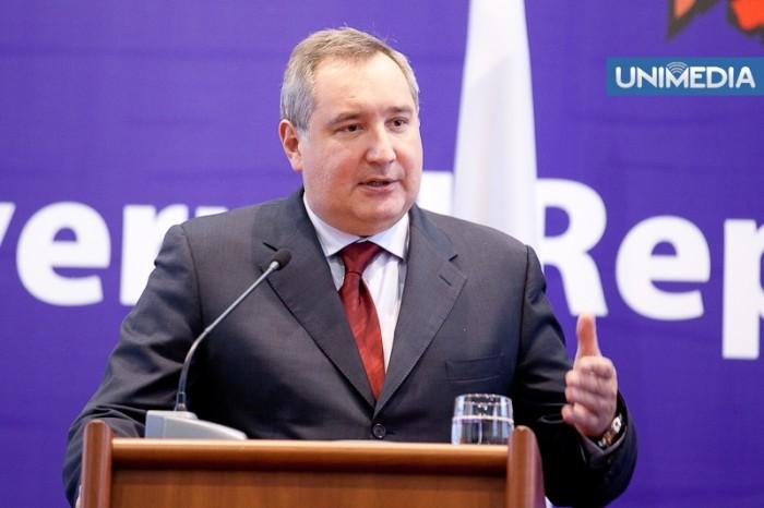 (video) Rogozin, din nou înțepat