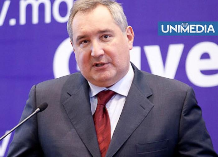 Rogozin, venit să convingă Chișinăul că pachetul energetic 3 al UE poate dăuna Moldovei: Vor să vă lege mâinile!