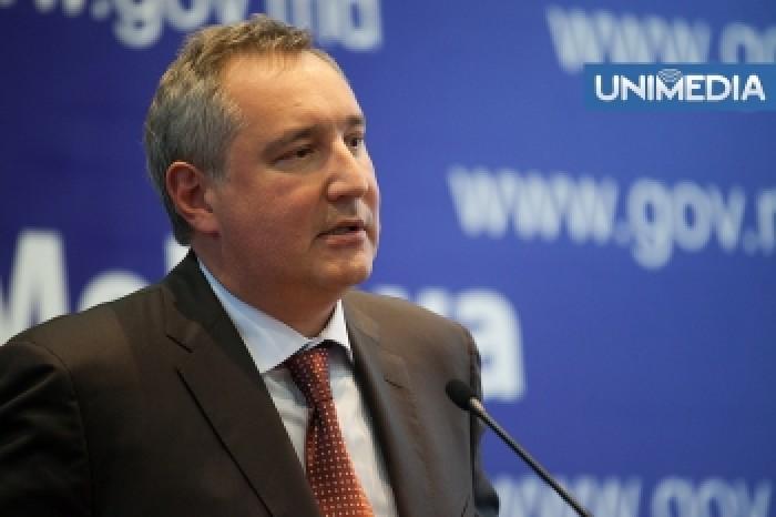 Rogozin către ucraineni: O să stați în antreul din sauna UE