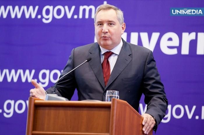 Rogozin: Guvernul rus garantează bunăstarea cetățenilor ruși din Transnistria