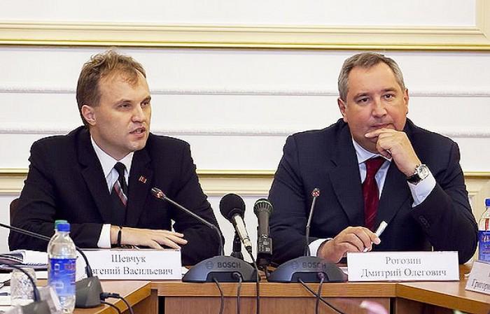 Rogozin își face griji pentru separatiști