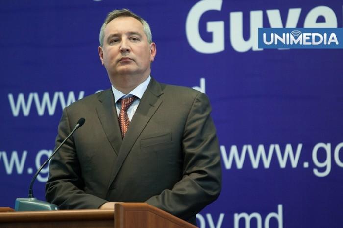 Rogozin: Transnistria pregătește un răspuns dur în cazul asocierii Moldovei la UE