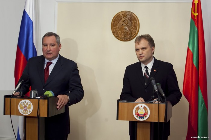 Rogozin va avea o întrevedere cu Șevciuk la Moscova