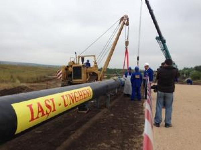 (video) România oferă peste 5 mln de euro pentru construcția gazoductului Iași-Ungheni pe teritoriul RM