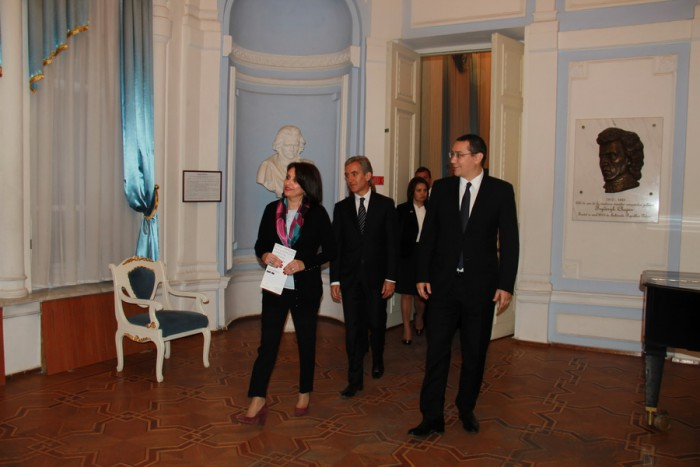 Sala cu Orgă din Chişinău va fi reconstruită. România oferă un milion de euro