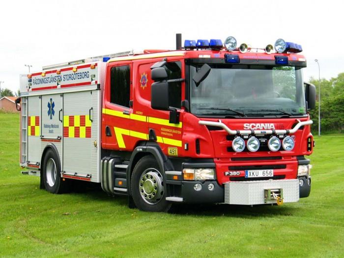Salvatorii şi pompierii vor avea 23 de autospeciale noi