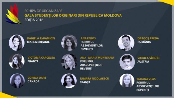 Scrisoare deschisă către Diasporă din partea organizatorilor Galei Studenților Originari din Republica Moldova