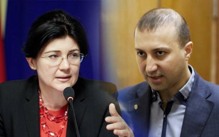 Silvia Radu cere Curții de Apel să anuleze Hotărârea prin care îi permite lui Igor Gamrețchi să revină la Primărie