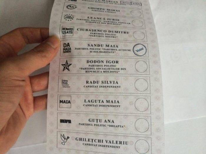 """SIS s-a autosesizat în cazul """"buletine de vot"""", apărute pe rețelele de socializare: Făptașii au fost identificați!"""