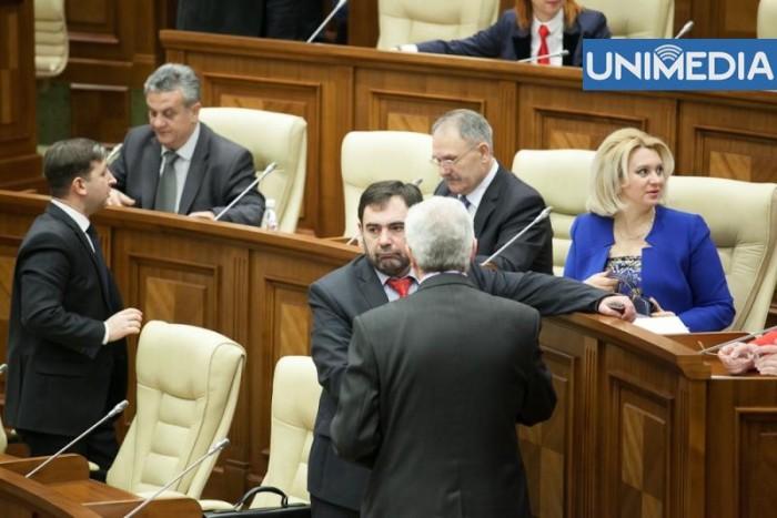 Solicitare neașteptată din partea fracțiunii PCRM în Parlament