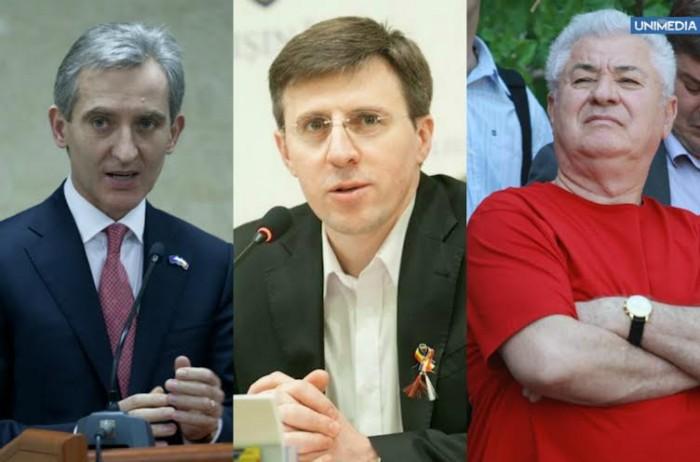 (grafic) Sondaj: Leancă, Chirtoacă și Voronin, prezenți în topul încrederii populației