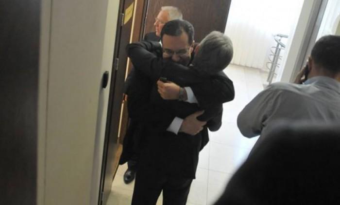 """(Stop cadru ) Iurie Leancă, despre îmbrățișarea cu Marian Lupu: """"Ei și ce rezultă din asta?"""""""