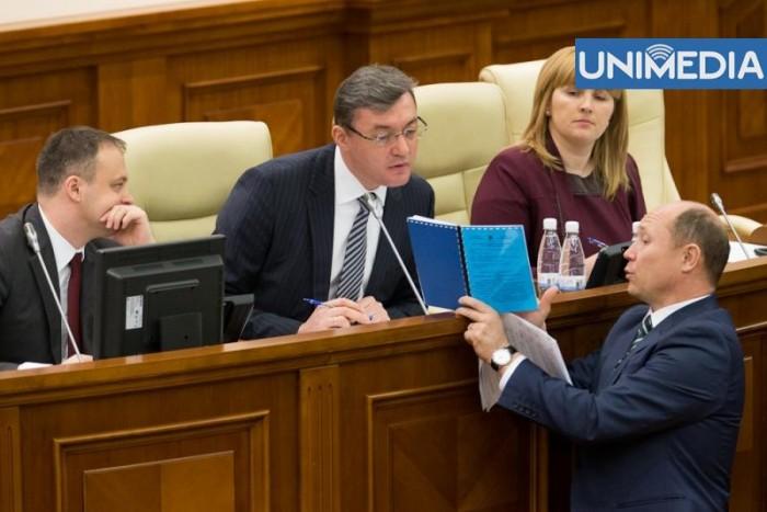 Streleț și Corman: Noi suntem împotriva blocării regiunii transnistrene