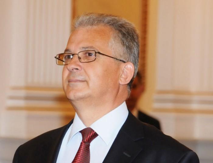 Timofti l-a prezentat pe noul şef SIS, Mihai Bălan