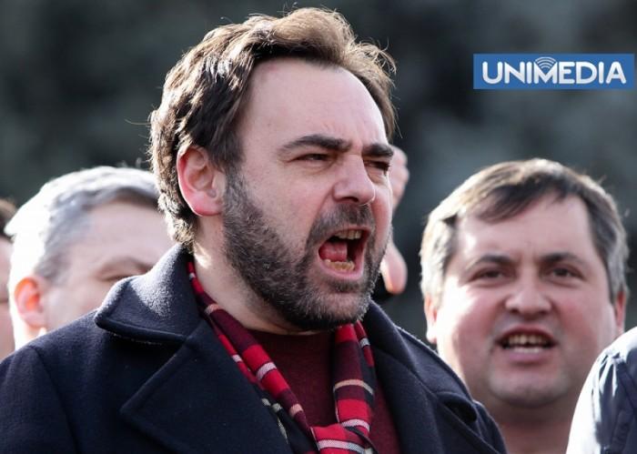 "Tkaciuk, revoltat că Lupu ""l-a turnat"" pe Petrenco la poliție"