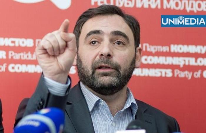 Tkaciuk face conferință de presă, dar nu la sediul PCRM