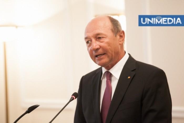 (video) Traian Băsescu: Majoritatea populației Republicii Moldova nu dorește unirea cu România
