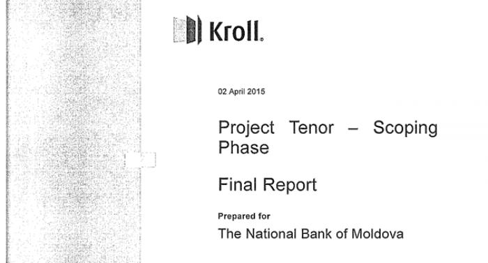 ULTIMA ORĂ. Raportul Kroll a fost făcut public
