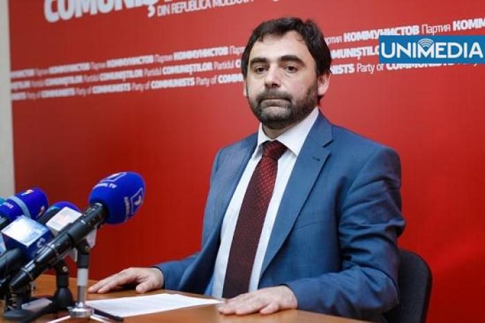(video) Mark Tkaciuk și-a depus mandatul de deputat