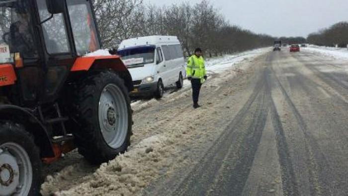 (update) INP prezintă situația din țară: 33 de trasee naționale și 183 de localități sunt blocate la această oră