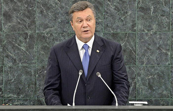 Urmăriți LIVE pe UNIMEDIA. Conferința lui Victor Ianukovici va avea loc la ora 11:00
