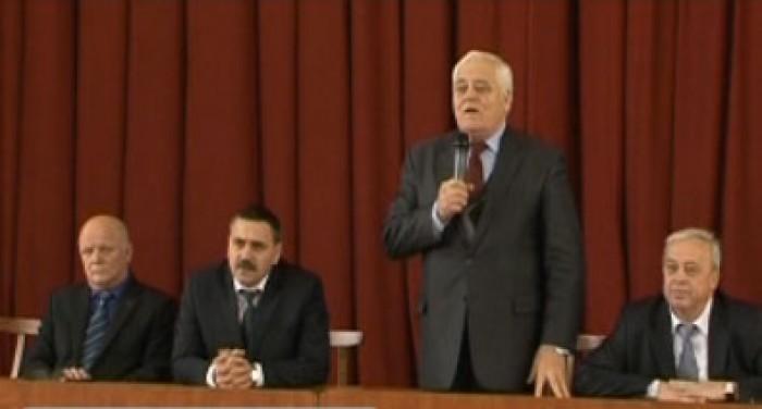 Veteranii procuraturii vor retragerea gradului de general al lui Zubco