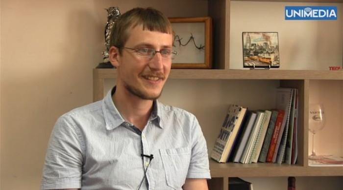 (video) Aleg cariera IT. Anatolie Golovco, tânărul care a scris primele linii de cod la vârsta de 6 ani