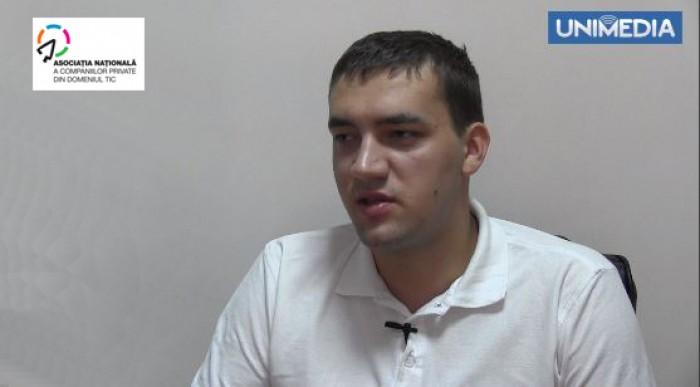 (video) Aleg cariera IT. Nicolae Balaban, despre cum să ai o carieră de succes