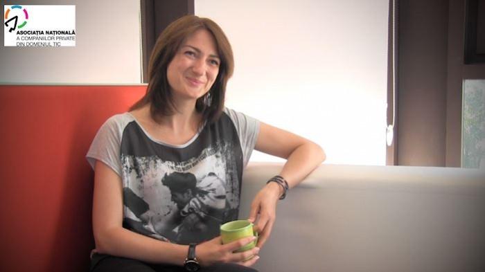 (video) Aleg cariera IT. Olga Barbu, tânăra mămică îndrăgostită de IT