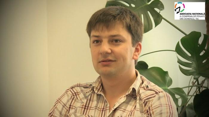 (video) Aleg Cariera IT. Sergiu Cibotaru, tânărul care lucrează pentru Microsoft