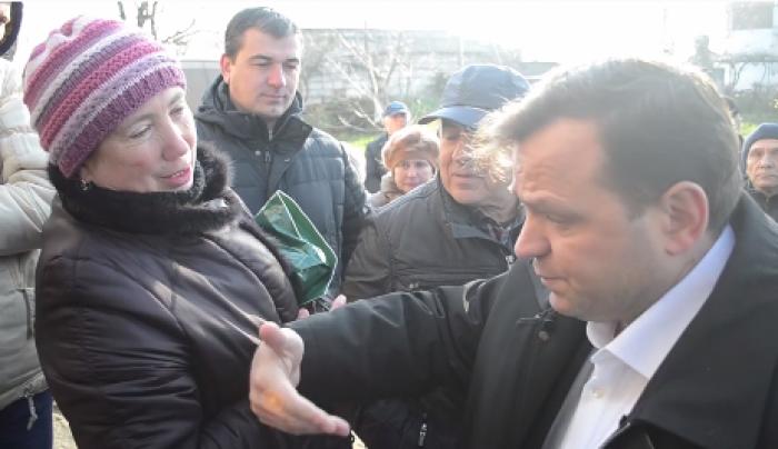 (video) Andrei Năstase, la Lipcani. Cum a reacționat când în sală au intrat mai mulți susținători ai PSRM
