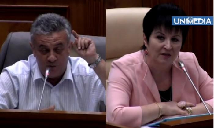 (video) Calitatea medicamentelor, motiv de dispută între Ana Guțu și Oleg Reidman